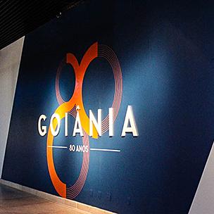 Goiânia 80 Anos